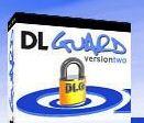 DLGuard Schütze deine Downloads vor unberechtigten zugriff.